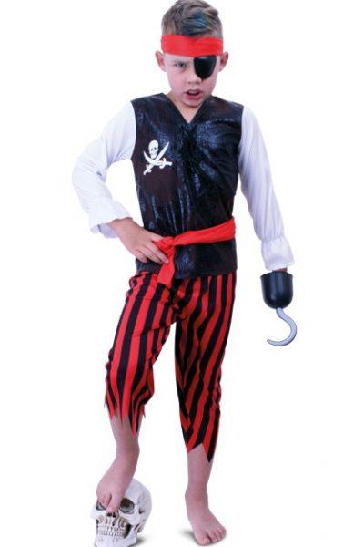 Kinder piraat pak