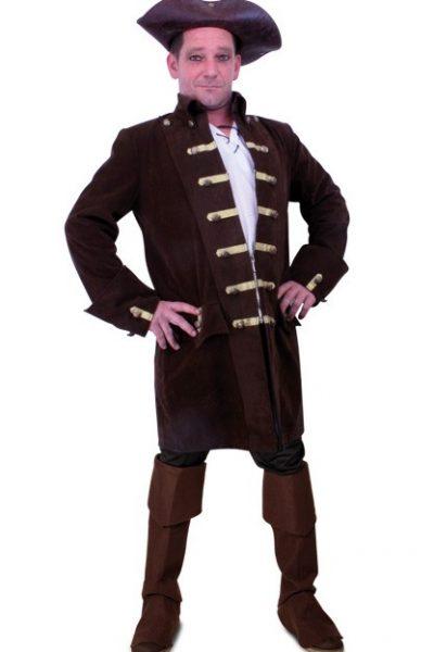 Kapitein Piraat jas