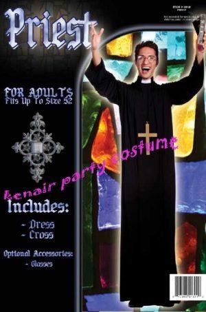 Priester Pastoor pak