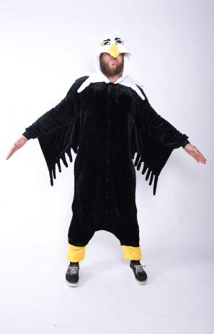 Adelaar Eagle onesie pak