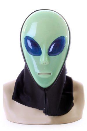 Alien masker space UFO