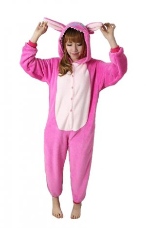 Angel Stitch onesie