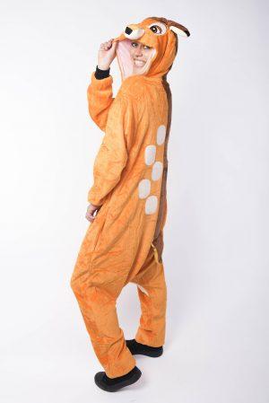 Bambi Hert onesie