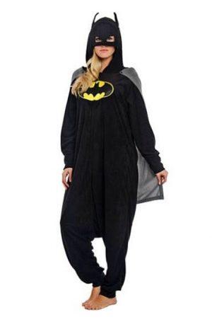 Batman Superheld onesie