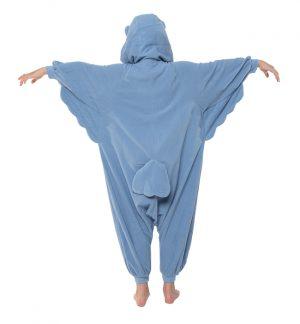Blauwe Uil onesie