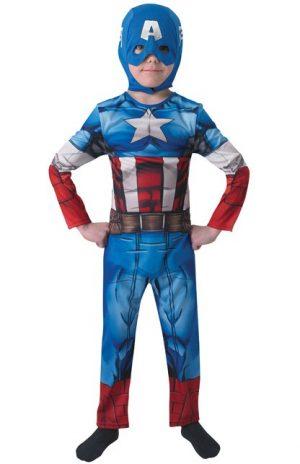 Captain America kids pak