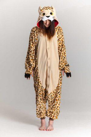 Cheetah Luipaard onesie