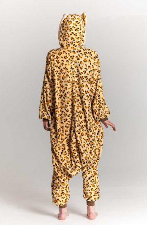 Cheetah kinder onesie
