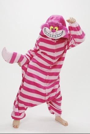 Cheshire Cat onesie
