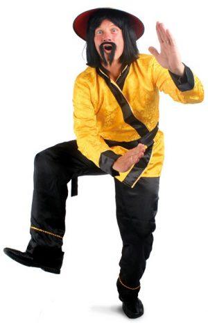 Chinees Kung Fu pak