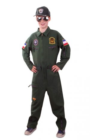 Dutch Airforce overall pak kids