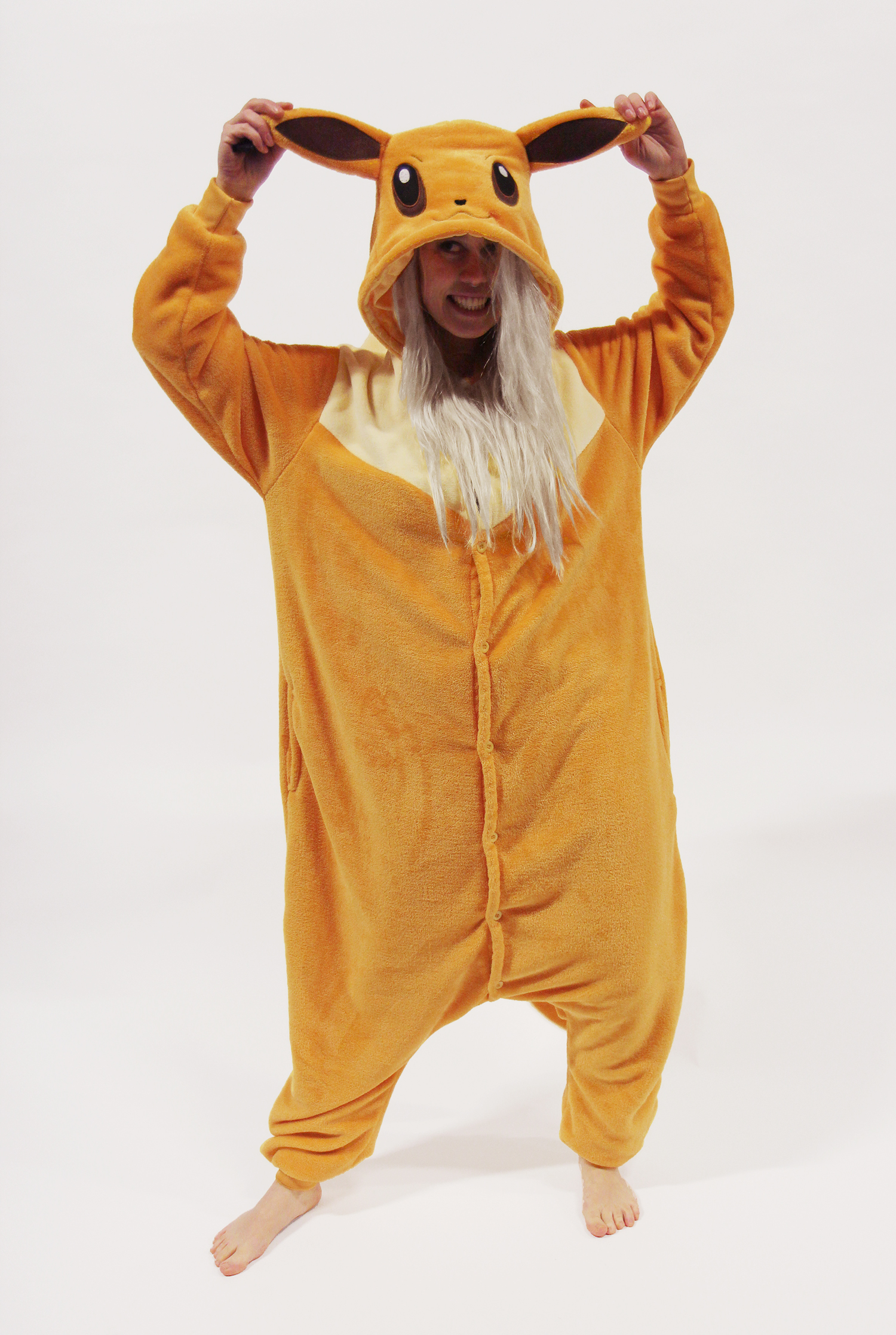 a1447293ee69 Buy your Eevee Pokémon onesie now! - PartyinyourAnimal.com