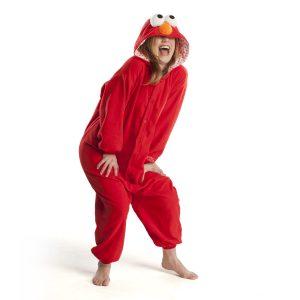 Elmo Sesamstraat onesie