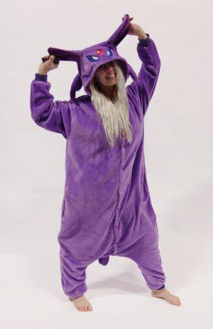Espeon Pokémon onesie