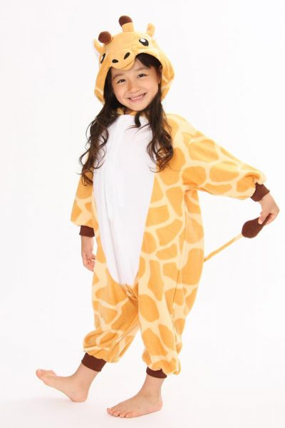 Giraf kinder onesie