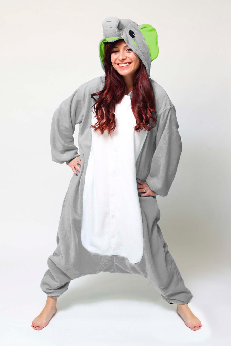 d450187a7791 Buy your Grey Elephant onesie now! - PartyinyourAnimal.com