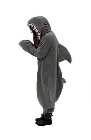 Haai onesie