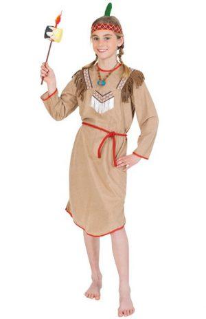 Indianen jurkje kids