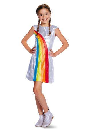 K3 Regenboog jurkje kids