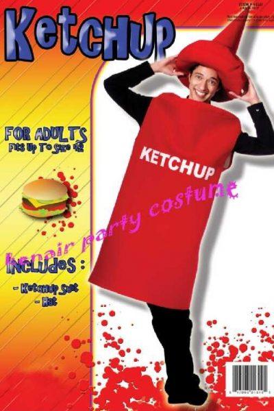 Ketchup fles pak