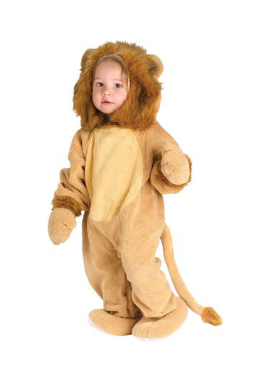 Leeuw pakje baby