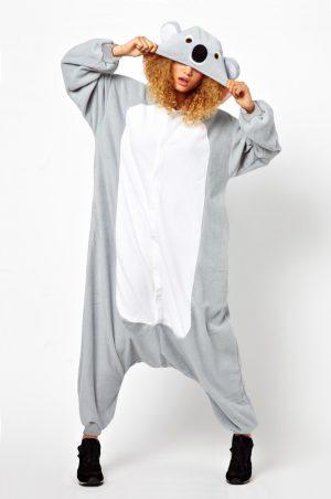 Koala kinder onesie