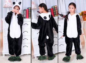 Kung Fu Panda kinder onesie
