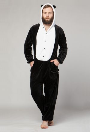 Kung Fu Panda onesie