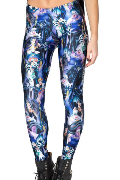 Legging Disney Villains