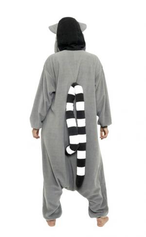 Lemur kinder onesie