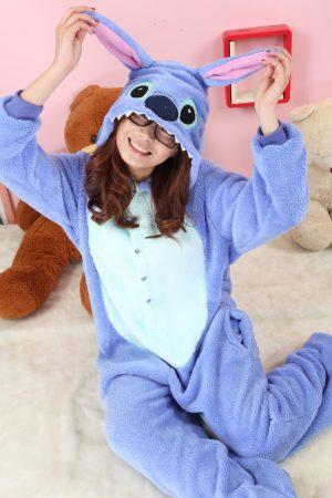 Lilo & Stitch onesie
