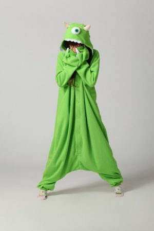 Mike Monsters Inc. kinder onesie