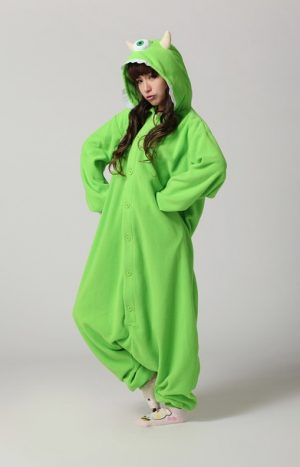 Mike Monsters Inc. onesie