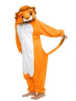 Oranje Leeuw kinder onesie