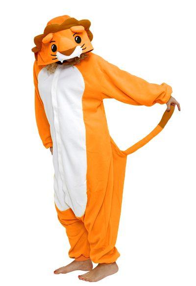 Oranje Leeuw onesie