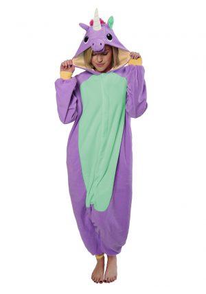 Paarse Eenhoorn Unicorn onesie