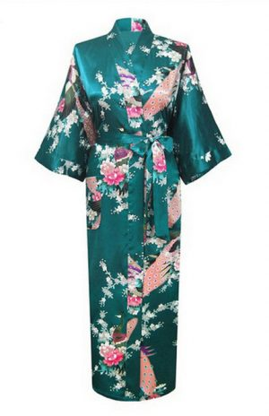 Petrol Japanse Kimono Yukata