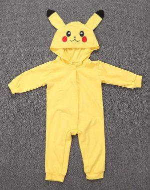 Pokémon Pikachu babypakje romper