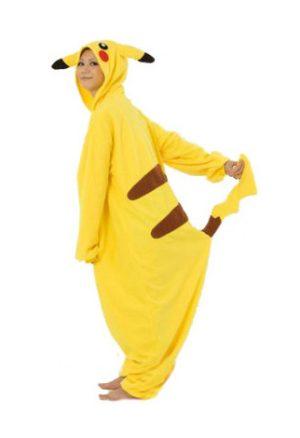 Pikachu Pokemon onesie