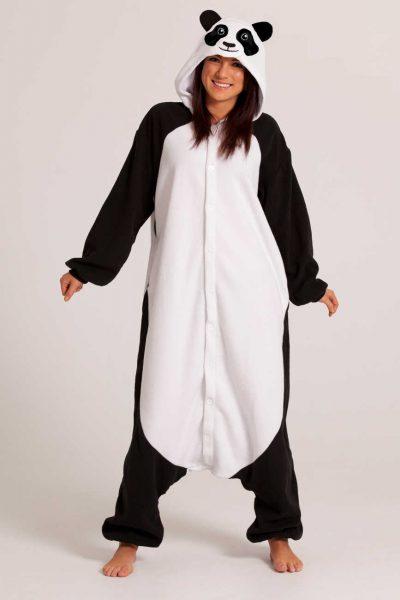 Reuzen Panda onesie