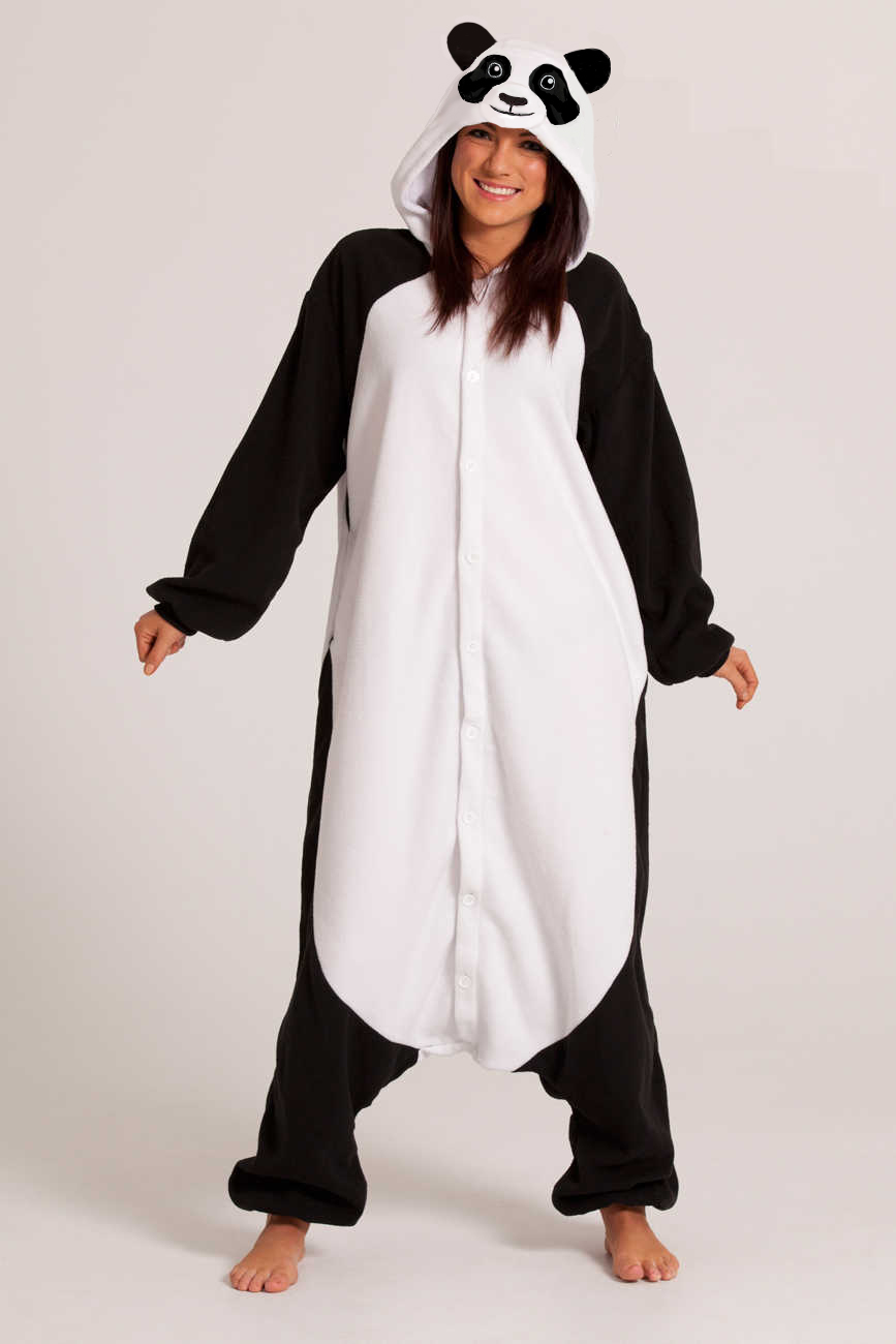 buy your giant panda onesie now partyinyouranimal com