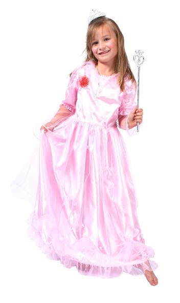 Roze Prinsessenjurk kids