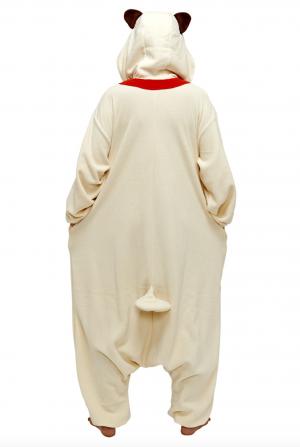 Mopshond Pug onesie