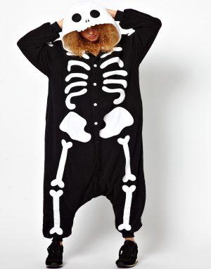Skelet onesie