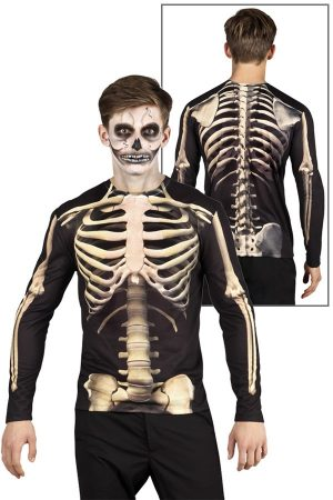 Skeleton Skelet shirt