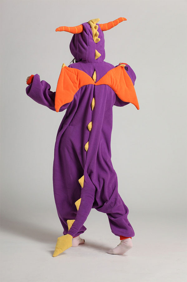 Spyro the Dragon kids onesie & Buy your Spyro the Dragon kids onesie now! - PartyinyourAnimal.com