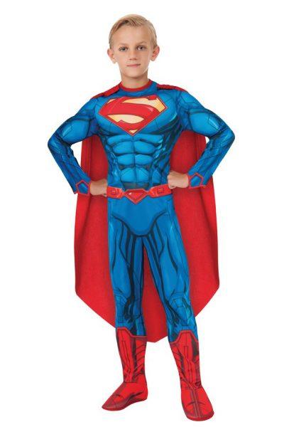 Superman pak muscles kids