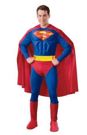 Superman pak muscles