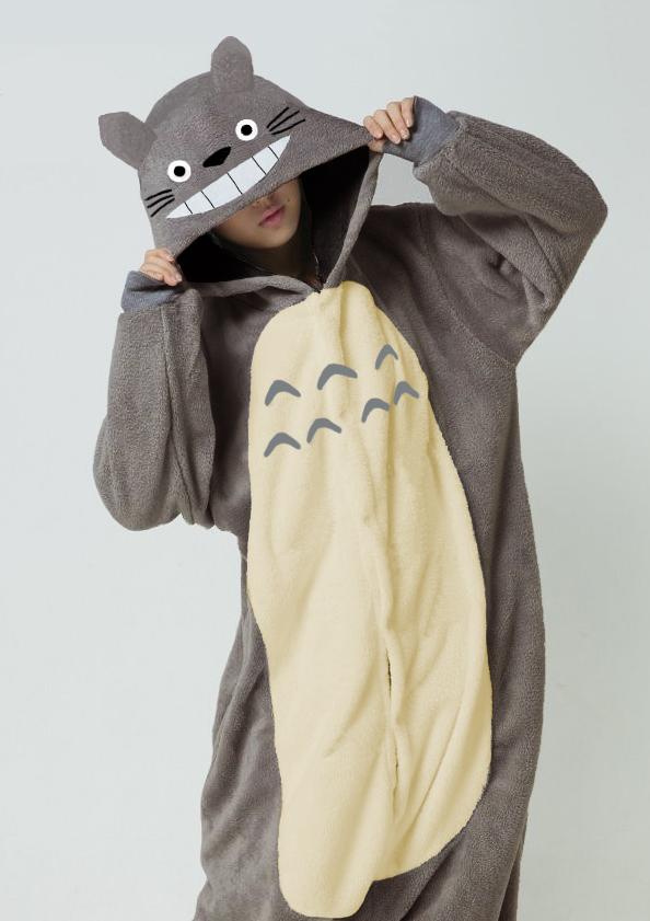 6ed6db48c2f2 Buy your Totoro onesie now! - PartyinyourAnimal.com