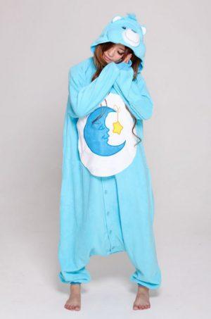 Troetelbeer Bedtime kinder onesie